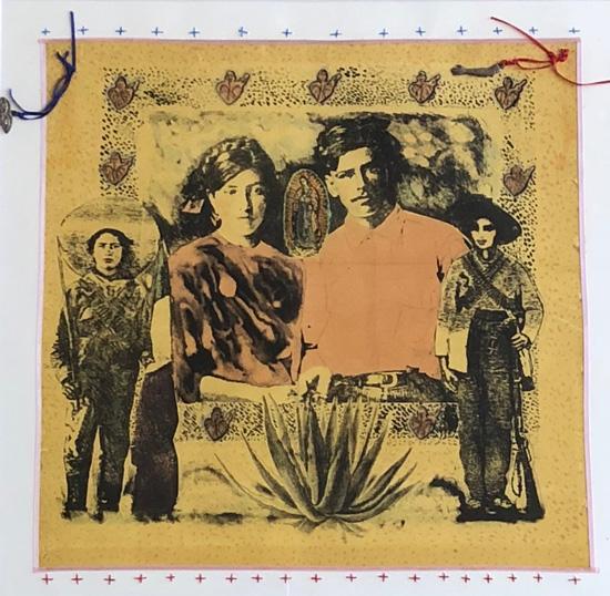 """""""Los Abuelos"""" 1986"""