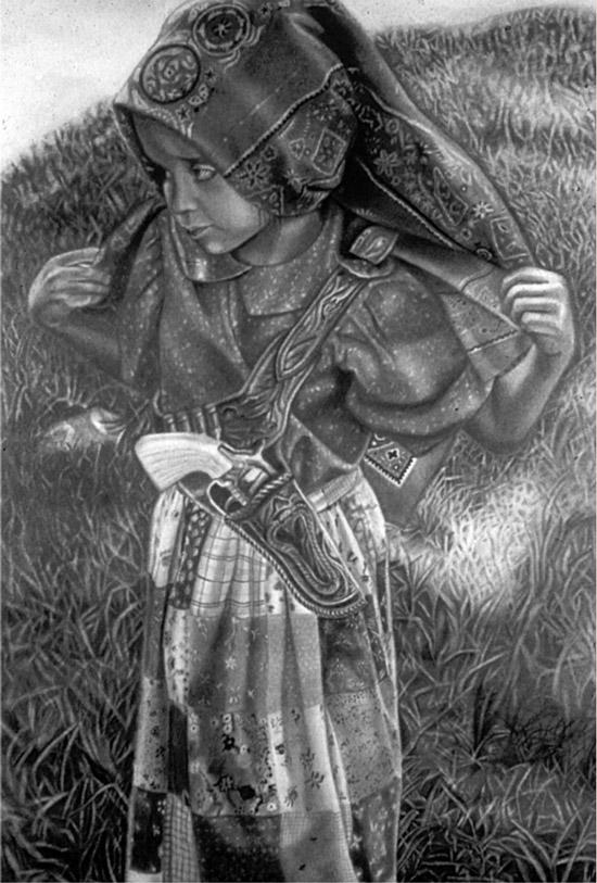 """""""Adelita Joven"""" 1980"""