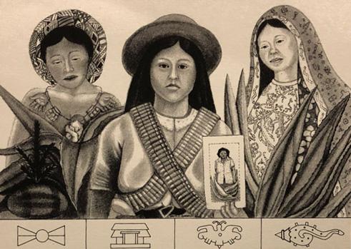 """Imagenes de Nepantla"" A/P-1, 2000"