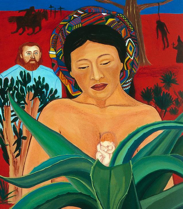 """""""La Malinche"""" 1991"""