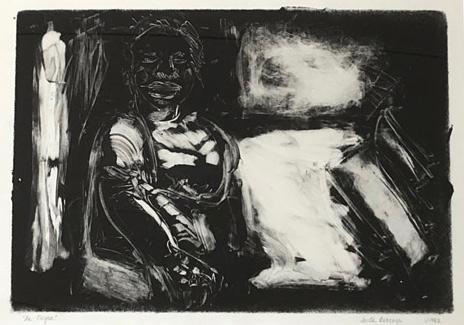 """""""La Negra"""" 1982"""