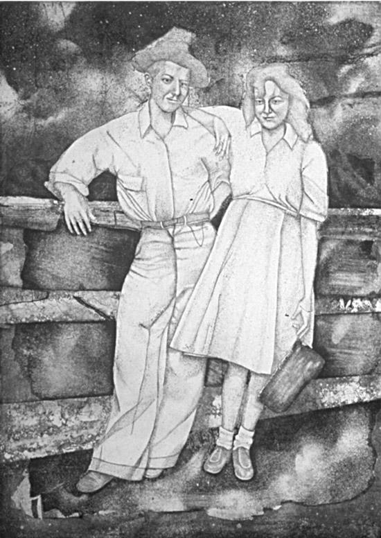 """""""Los Tios"""" 1981"""