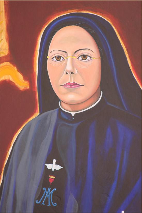 """""""Madre Julia Navarette"""" 2009"""