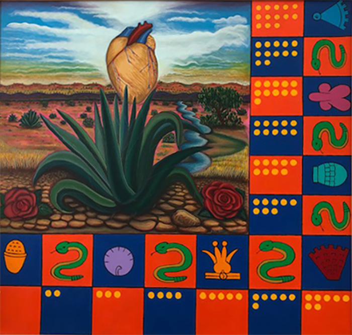Maguey with Corazon