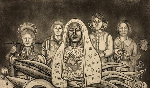 """""""Mujeres de las Americas"""" 2013"""