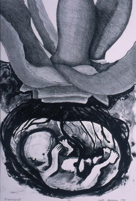 """""""Renacimiento"""" 1981, 4/6"""