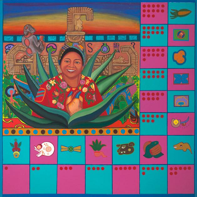 """""""Codex de Rigoberta Menchu"""" 1995"""