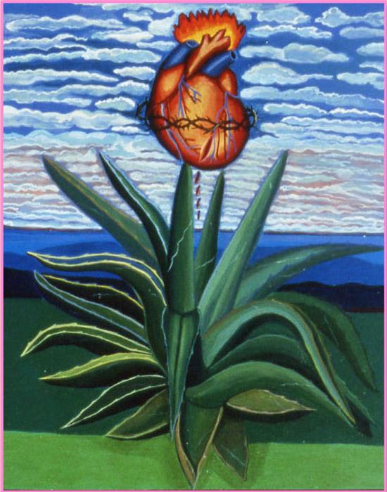 """""""Sagrado Corazon"""" 1992"""