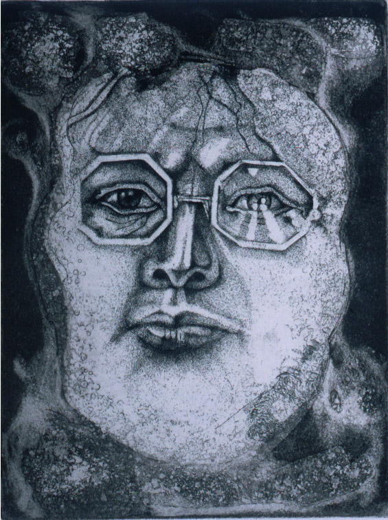 """Self-Portrait"" 1973"